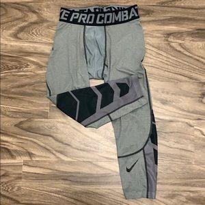 Nike pro Combat Compression
